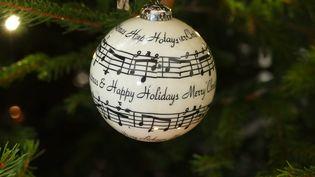 La tradition des chansons de Noël remonte, quasiment, aux origines de la musique (GEOFF SWAINE / MAXPPP)