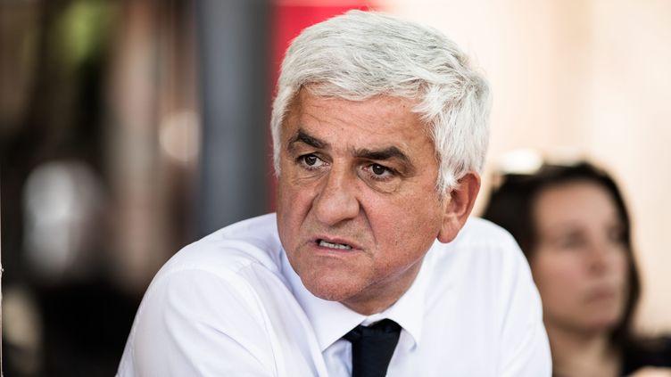 Hervé Morin, président de la région Normandie, le 23 juin 2020. (NICOLAS PARENT / MAXPPP)