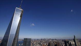 L'observatoire du World trade centerde New York ouvrira ses portes le 29 mai 2015. (MIKE SEGAR / REUTERS)