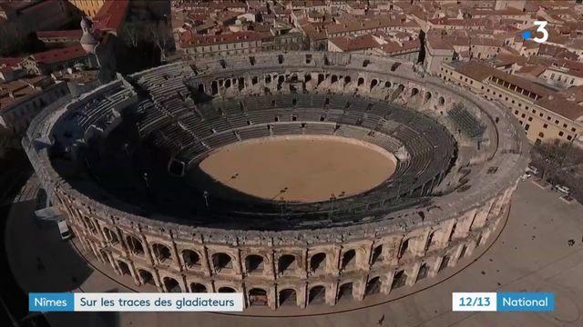 Nîmes: sur les traces des gladiateurs