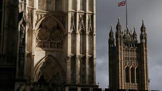 Le parlement britannique, à Londres, le 3 décembre 2018. (DANIEL LEAL-OLIVAS / AFP)