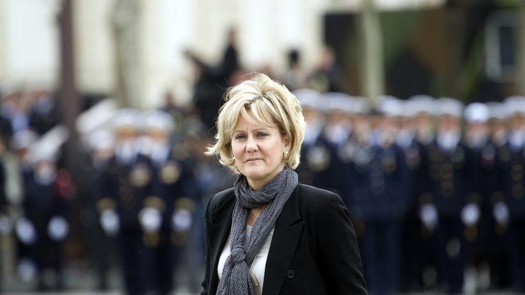 La ministre de l'Apprentissage et de la Formation professionnelle, le 8 mai 2012 à Paris. (LIONEL BONAVENTURE / AFP)