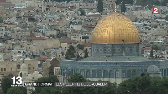 Jérusalem : la ville Sainte séduit toujours les pèlerins du monde entier