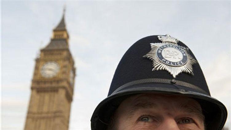 Les braqueurs étaient partis avec 43 pièces de joailleries dont un collier d'une valeur de 3,5 millions de livres. (AFP PHOTO/Ben Stansall)