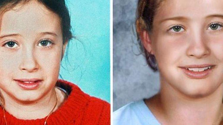 Estelle Mouzin a disparu le 9 janvier 2003, sur le chemin du retour de l'école, à Guermantes (Seine-et-Marne). (AFP)