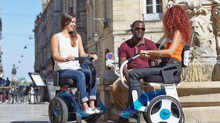 L'entrepriseNino Robitics, le spécialistedes fauteuils électriques deux-roues, est née en 2014 dans l'Hérault à Saint-Jean-de-la-Blaquière, puis s'est installée à Clermont-L'Hérault en 2017. (NINO ROBOTICS)