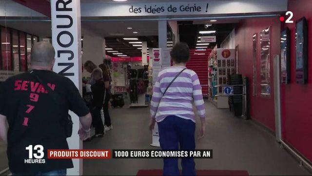 Discount : quelle économie pour les Français ?