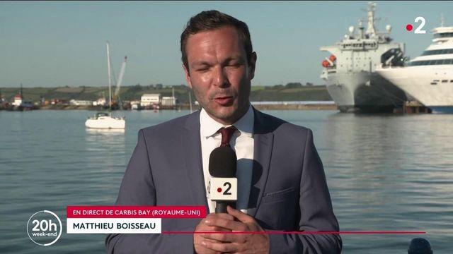 Sommet du G7 : Boris Johnson et Emmanuel Macron s'opposent à propos du Brexit