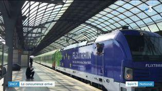 Un train FlixTrain (France 3)
