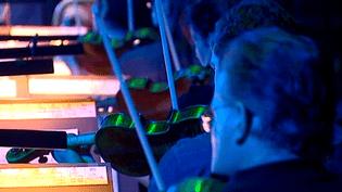 Les musiciens de l'ONL interprétant les partitions de john Williams  (France 3 / Culturebox)