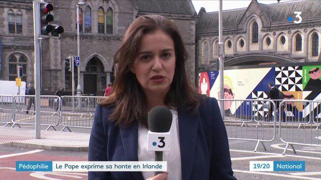 Pédophilie : le pape exprime sa honte en Irlande