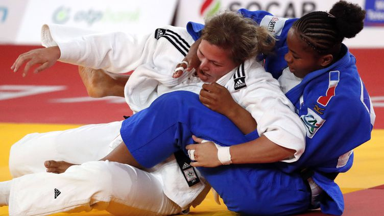 La Française Romane Dicko, a échoué avant la médaille de bronze