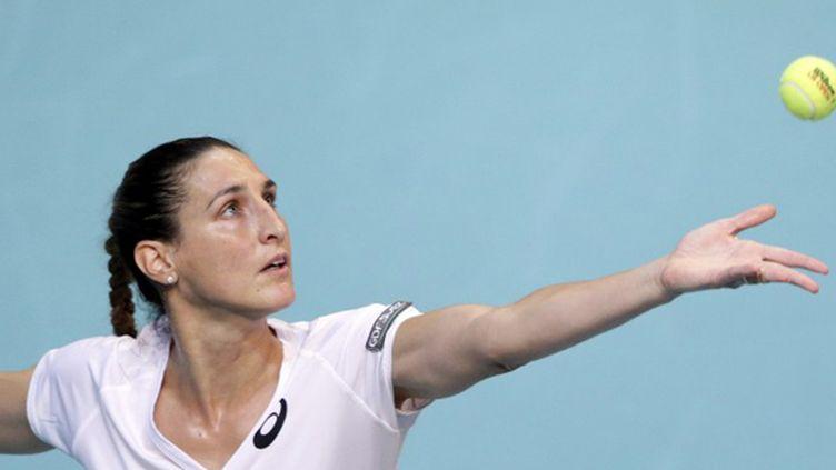 Virginie Razzano (KENZO TRIBOUILLARD / AFP)