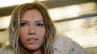 Ioulia Samoïlova, la candidate russe à l'Eurovision 2017.  (Alexey Filippov / Sputnik / AFP)
