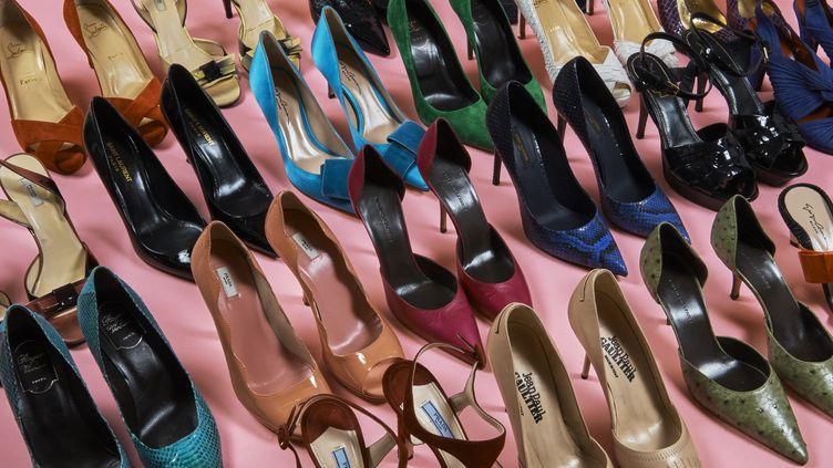 Vente online du 7 au 14 septembre de chaussures de l'actrice Catherine Deneuve (Artcurial)