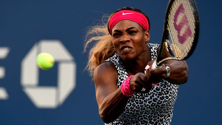 Serena Williams (ALEX GOODLETT / GETTY IMAGES NORTH AMERICA)