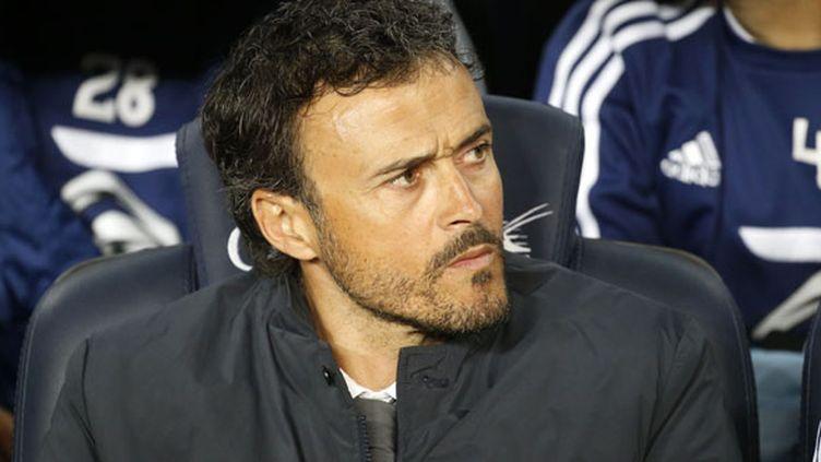 L'entraîneur du Celta Vigo, Luis Enrique