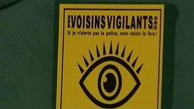 """Des """"voisins vigilants"""", pour dissuader les cambrioleurs"""