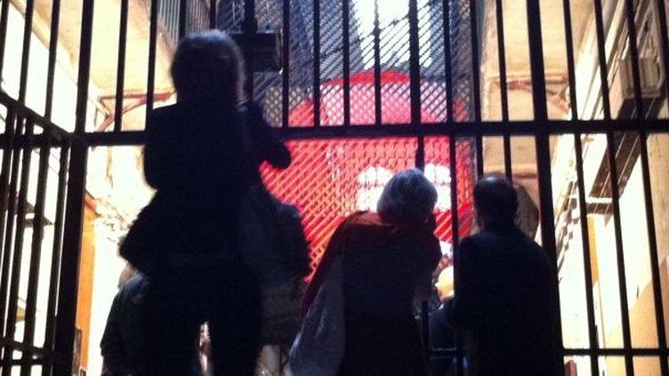 """L'entrée du bâtiment H repensée par George Rousse (""""Lyon 2012"""")  (DR)"""
