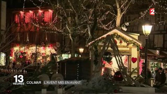 Marché de Noël : une manne financière et touristique pour Colmar