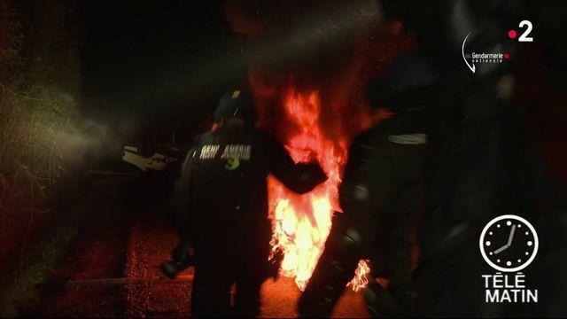 Notre-Dame-des-Landes : violents affrontements lors de l'évacuation de la ZAD