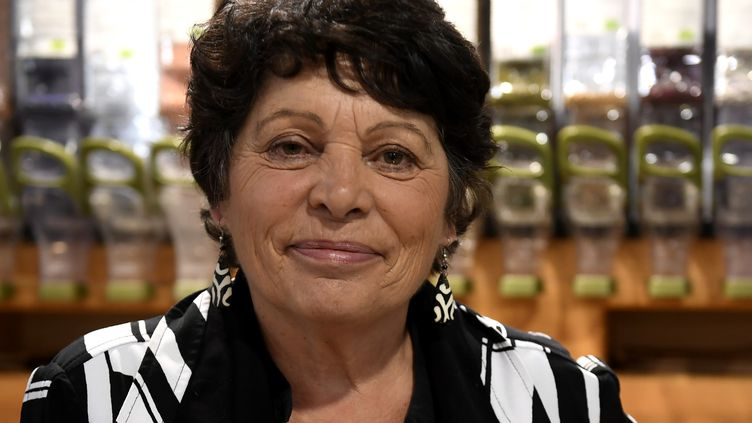 Michèle Rivasi, députée européenne Europe Ecologie Les Verts,le 24 octobre 2016 près de Lyon. (PHILIPPE DESMAZES / AFP)