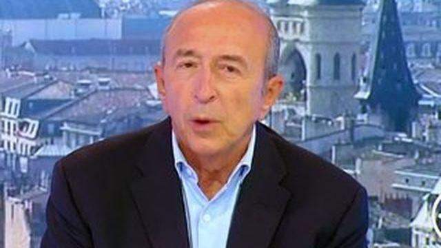 """Gérard Collomb sur les frondeurs : """"leur point de vue de la société est daté"""""""