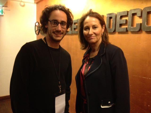 Thomas Hollande et Ségolène Royal (NG)