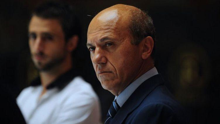 L'ancien président du FC Séville José Maria Del Nido