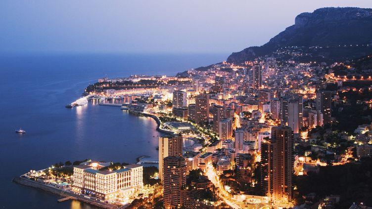 Monaco à la pointe du numérique. (Illustration) (JEREMY WOODHOUSE / DIGITAL VISION)