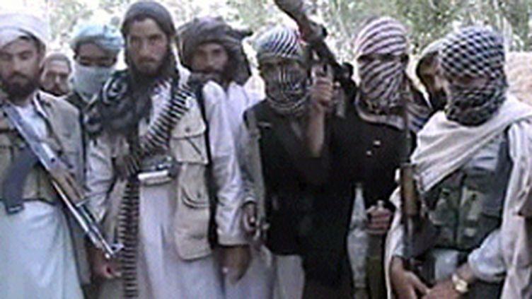 Des combattants talibans (© F3)