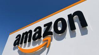 Un centre logistique d'Amazon à Amiens (Somme), le 23 juillet 2019. (DENIS CHARLET / AFP)