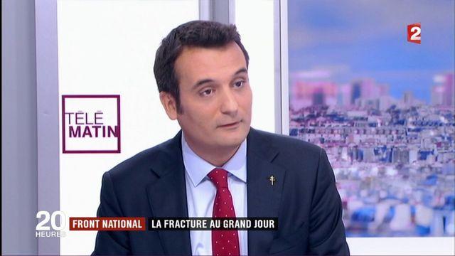 Front national : la fracture au grand jour