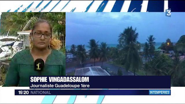 Ouragan Irma : un premier bilan rassurant en Guadeloupe