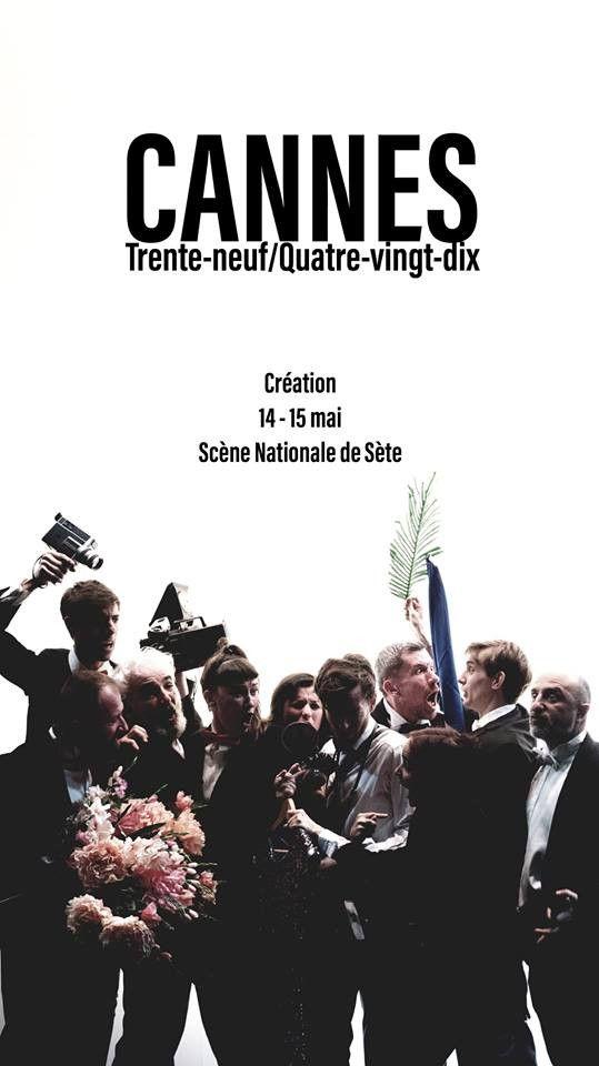 Affiche du spectacle (DR / Compagnie Y / TMS Sète)