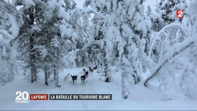Laponie : la bataille du tourisme blanc