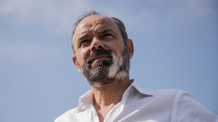 Le Premier ministre, Edouard Philippe, le 26 juin 2020. (SAMEER AL-DOUMY / AFP)
