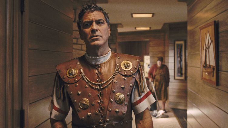 "George Clooney dans ""Ave, César !""  (Universal Pictures International France)"
