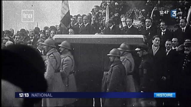 Bataille de Verdun : les coulisses du choix du soldat inconnu