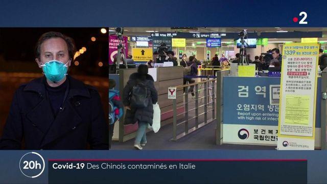 Covid-19 : la Chine demande à ses ressortisants de ne pas revenir