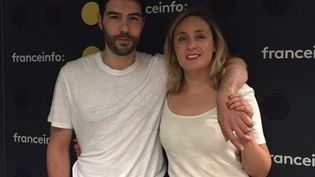 Tahar Rahim et Marie Monge (RADIO FRANCE / SOPHIE BRIA)