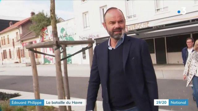 Municipales : Édouard Philippe en pleine bataille au Havre