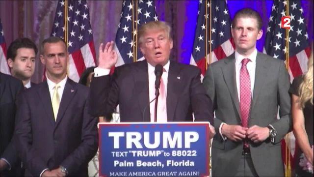 Primaires US : Clinton et Trump confortent leur avance
