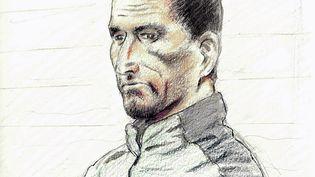 Hassan Diab, accusé d'être impliqué dans l'attentat de la rue Copernic en 1980, le 14 novembre 2008 à Ottawa (Canada). (RONN SUTTON / CANWEST NEWS SERVICE / AFP)