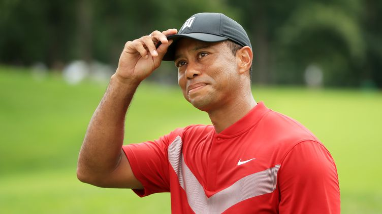 Tiger Woods, l'un des meilleurs golfeurs de l'histoire. (ANDREW REDINGTON / GETTY IMAGES NORTH AMERICA)