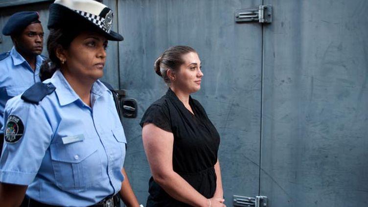 (La justice mauricienne ordonne la libération de la Française en prison depuis août 2011 © MaxPPP)