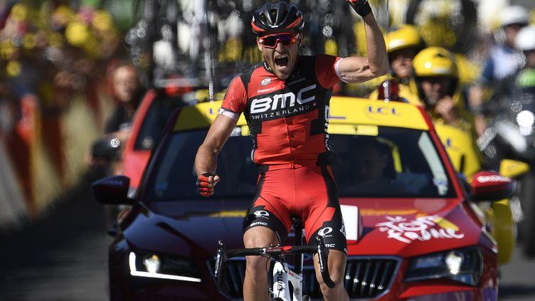 Greg Van Avermaet (LIONEL BONAVENTURE / AFP)