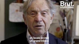 VIDEO. Il est l'un des derniers survivants de la Shoah... On vous raconte l'histoire de Shelomo Selinger (BRUT)
