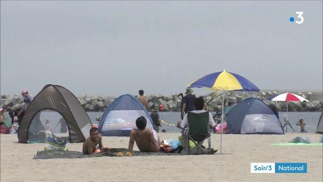 Japon : les plages de Fukushima rouvertes au public
