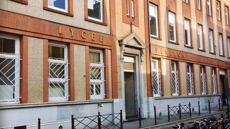 Fouad était scolarisée au lycée Fenelon, à Lille. (SEBASTIEN JARRY / MAXPPP)